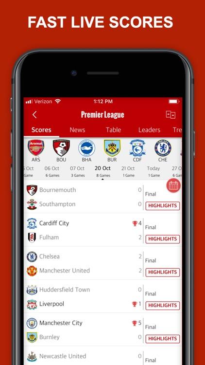 Yellfy Sports: Scores & News screenshot-3