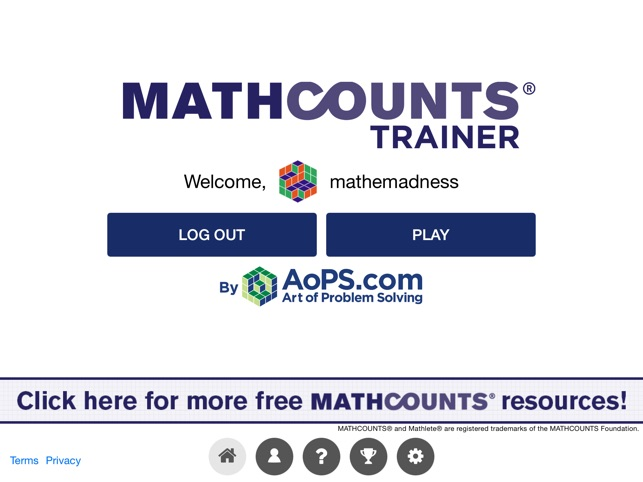MATHCOUNTS Trainer on the App Store