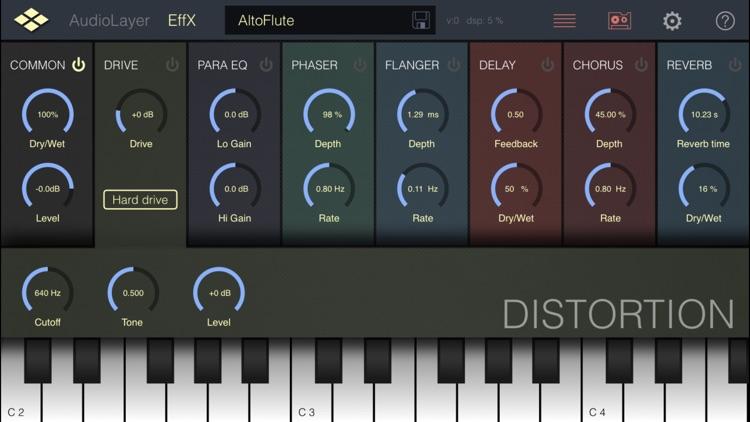 AudioLayer screenshot-4