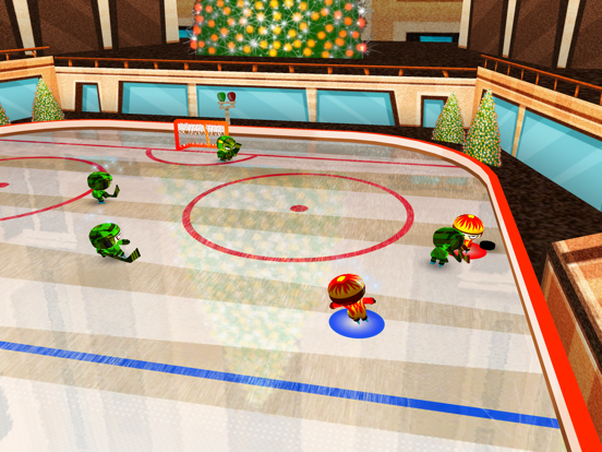 Chop Chop Hockey screenshot