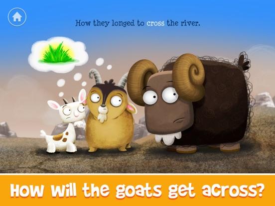 StoryTime: Billy Goats Gruff screenshot 9