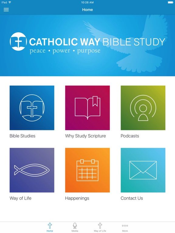 Catholic Way Bible Study screenshot 4