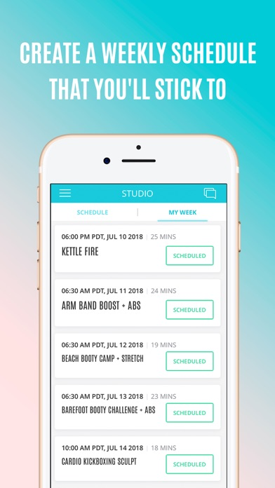 Studio Tone It Up: Workouts