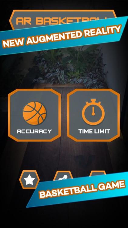 Basketball Game AR