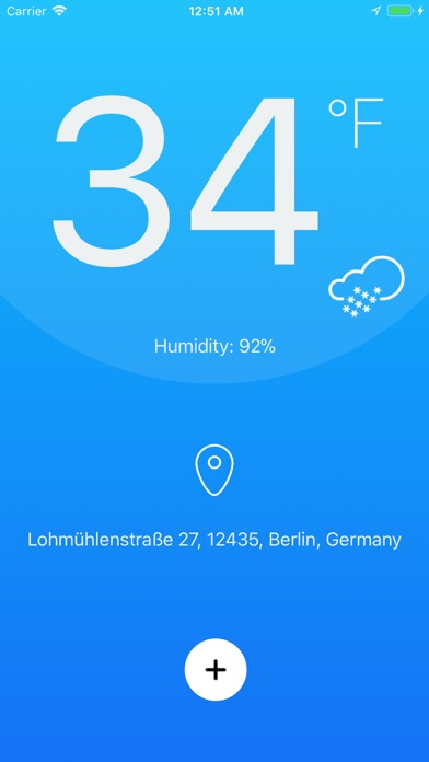 Thermometer X Hygrometer App review screenshots
