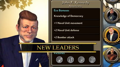 Screenshot from Civilization Revolution 2