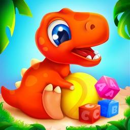 Динозавры для детей и малышей