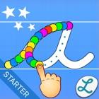 J'écris en cursive - Starter icon