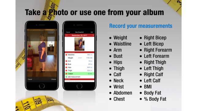 BodyShot - Before&After Photo on the App Store