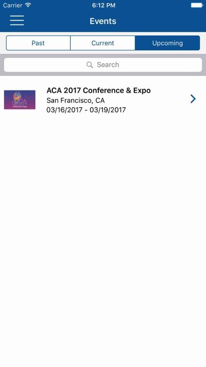 ACA App screenshot-4