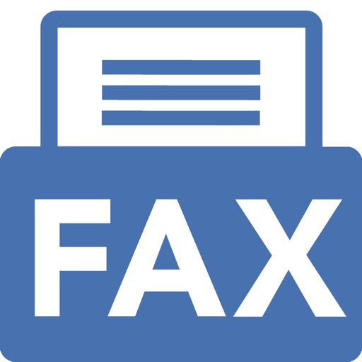 Fax app - Send Fax for iPhone application logo