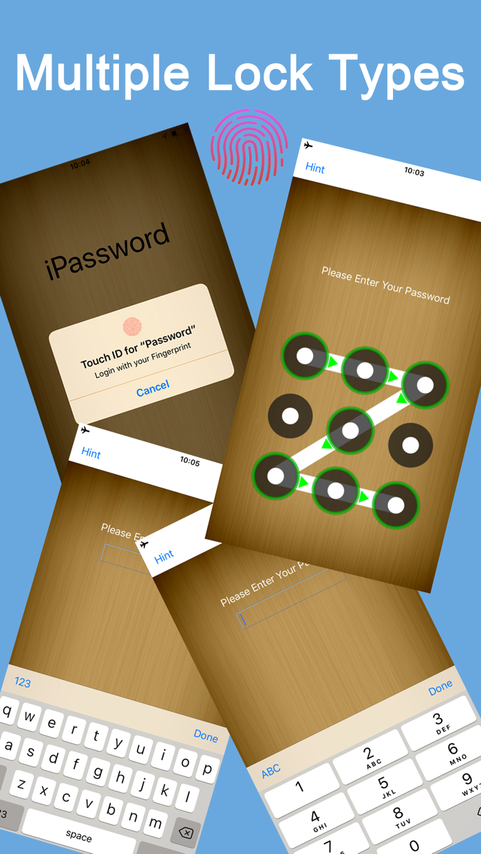 Password Manager' Screenshot