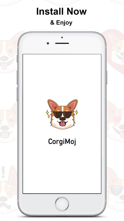 Corgi - Emojis for Dog Lovers screenshot-3