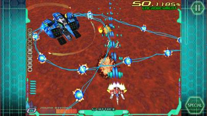 Screenshot from RAYCRISIS