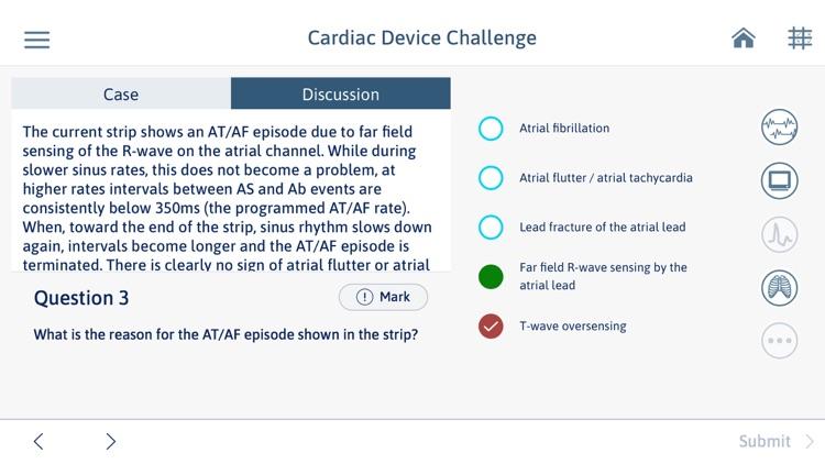 Cardiac Device Challenge screenshot-5