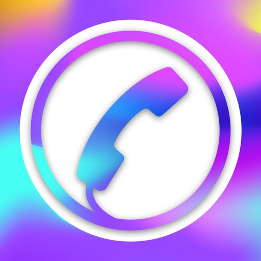 Color Phone Call - Be Colorful iOS App