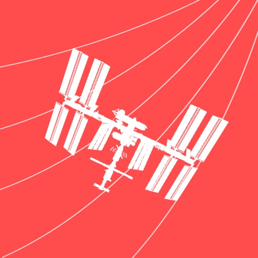 ISS Real-Time Tracker
