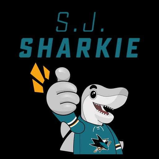 S.J. Sharkie Sticker Pack