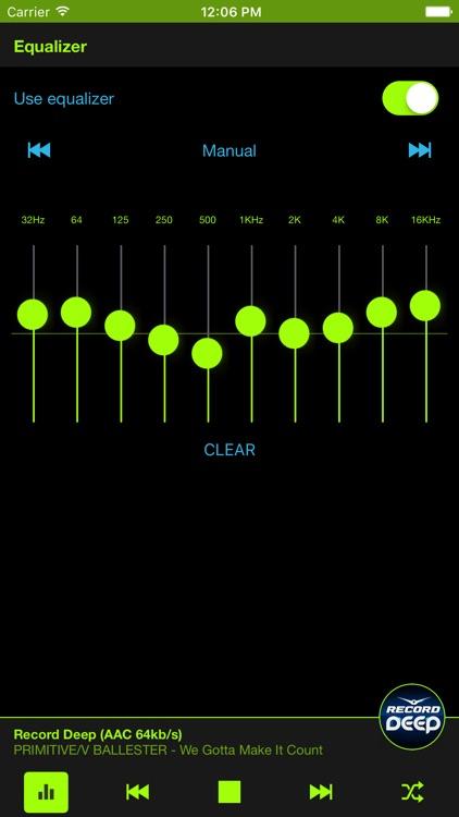 Radio Record & DFM Unofficial screenshot-3