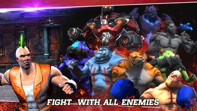 Kung Fu Street Fighting Ninja 4