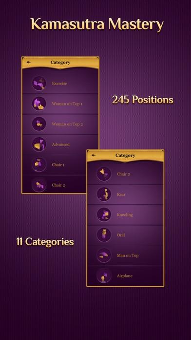 Kamasutra Mastery iPhone