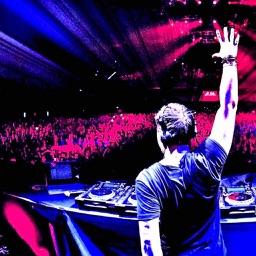 LIGHT show - DJ Music Party