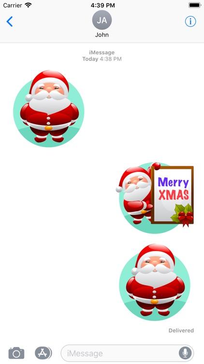 Christmas Wish Sticker screenshot-4