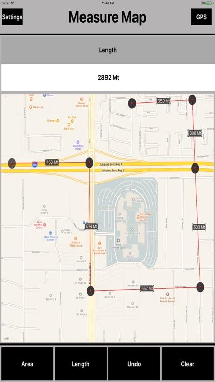 Area Measure on Maps Calc screenshot-3