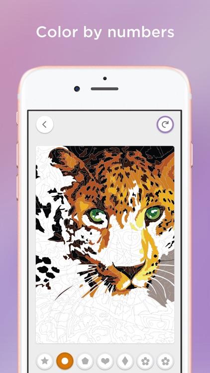 Bloom - Coloring Book screenshot-3