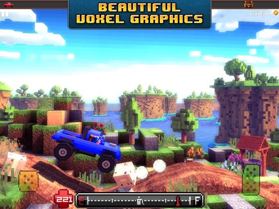 Blocky Roads Скриншоты8