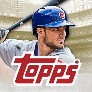 MLB BUNT Baseball Card Trader app