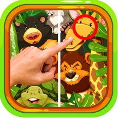 Activities of Find Difference Forest Game