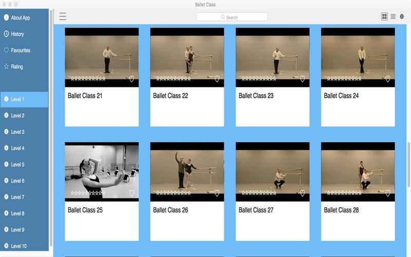 Ballet Class screenshot 2