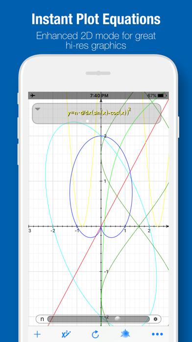 Quick Graph screenshot two