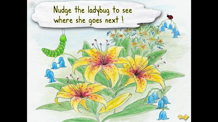 The Caterpillar & the Ladybug screenshot-3