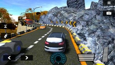 Offroad jeep hill driving sim screenshot three