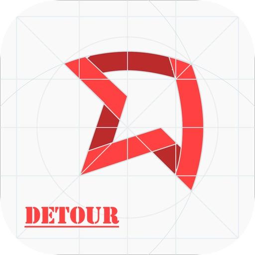 Detour - 一款低调到家的双S客户端