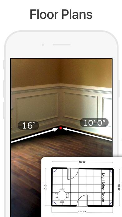 Tape Measure® screenshot 2