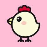 快乐小鸡 - 花园