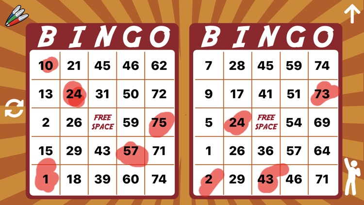 Bingo Cards screenshot-1