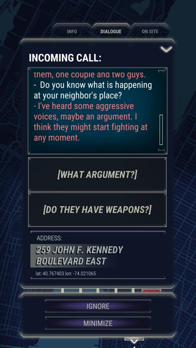 911 Operator Screenshots