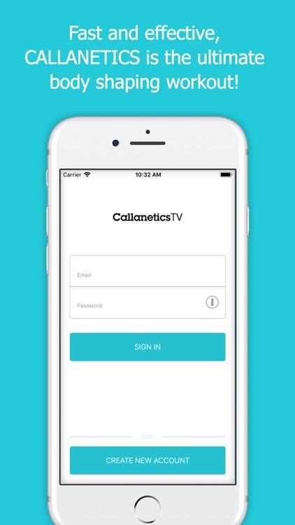 Callanetics TV