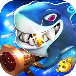 捕鱼游戏厅-欢乐捕鱼游戏