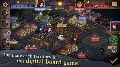 Antihero - Digital Board Game screenshot 1