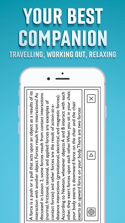 Text to Speech App screenshot-6