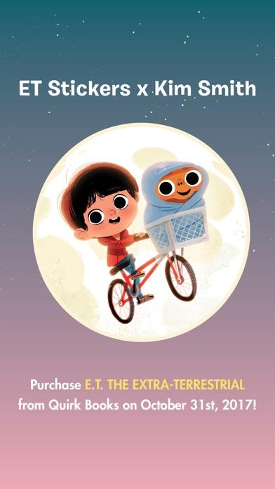 E.T. Stickers x Kim Smith screenshot 1