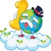 幼儿早教学识字ABC 123-幼儿入门教学视频