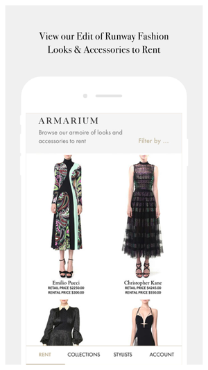 Armarium - Rent High Fashion on the App Store
