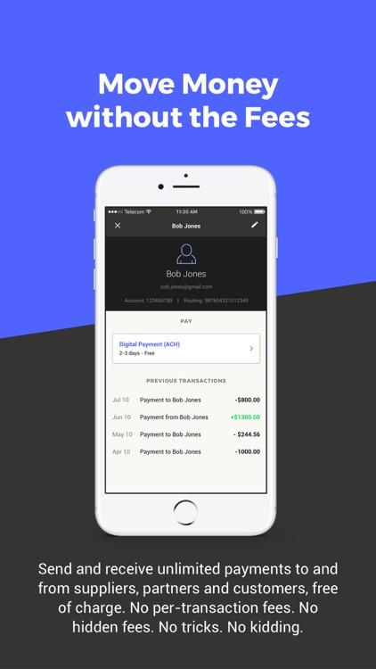 Azlo - No-Fee Business Banking screenshot-3