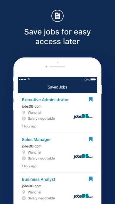 Jobsdb job search revenue download estimates app store us iphone reheart Choice Image